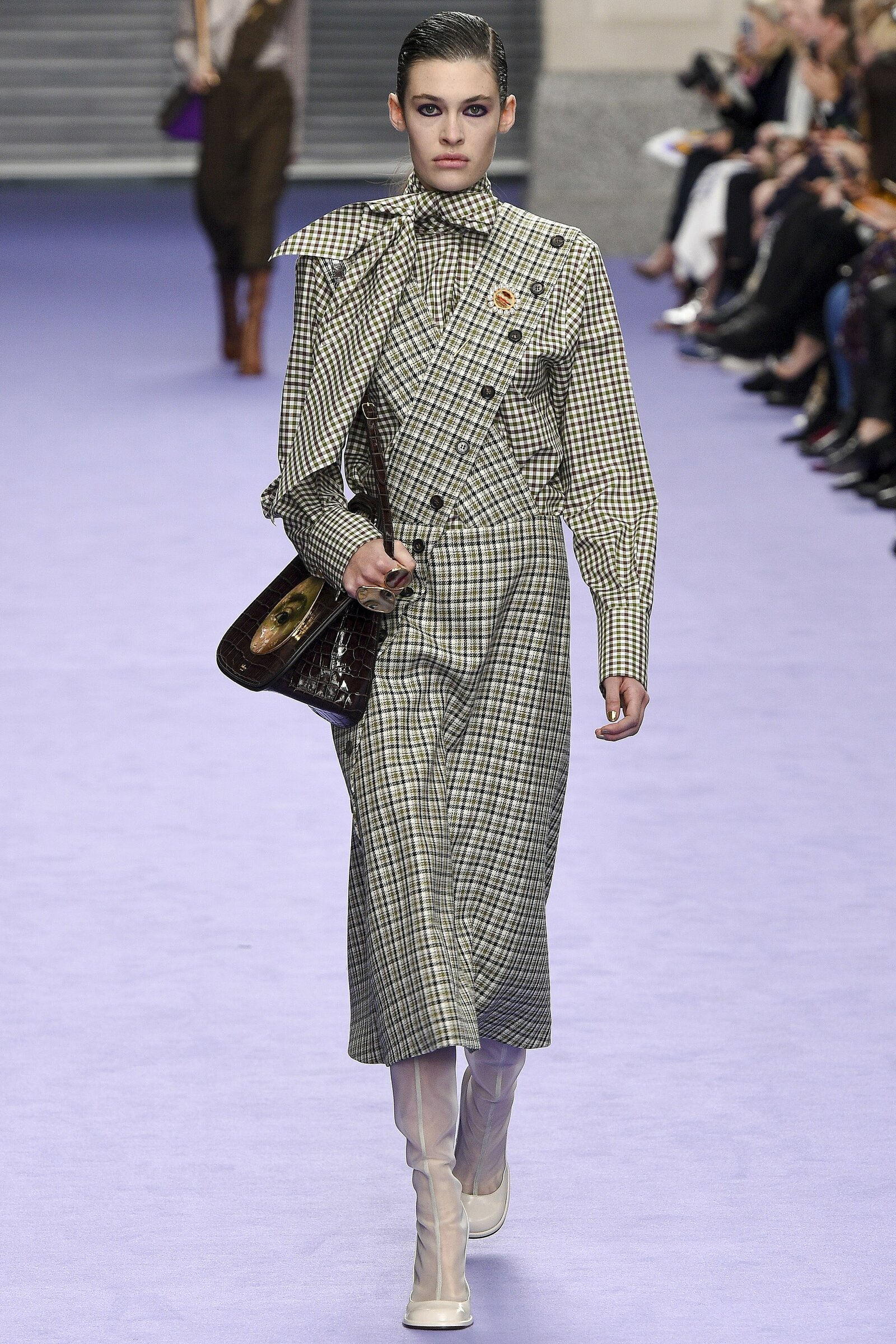 Mulberry fall/winter 2017 collection – london fashion week